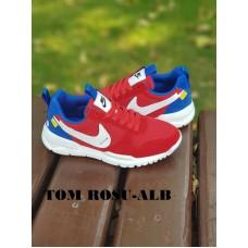 Adidasi Tom Rosu Alb Cod 107
