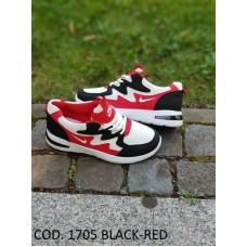 Adidasi Black&Red Cod 1705