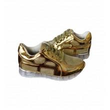 Adidasi Dama Cod A19 Gold,se achita perechea mai scumpa